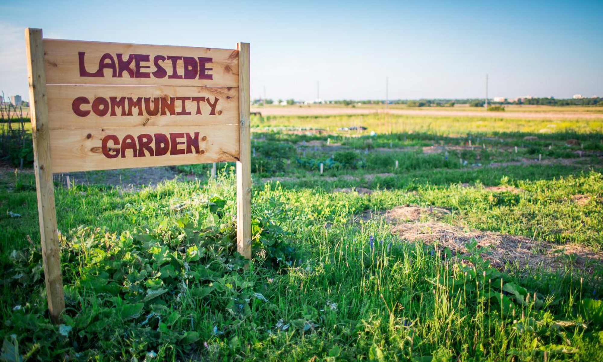Lakeside Community Garden